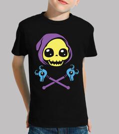 scheletro e ossa incrociate