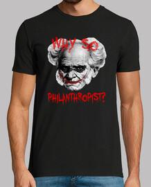Schopenhauer - Why so philanthropist?