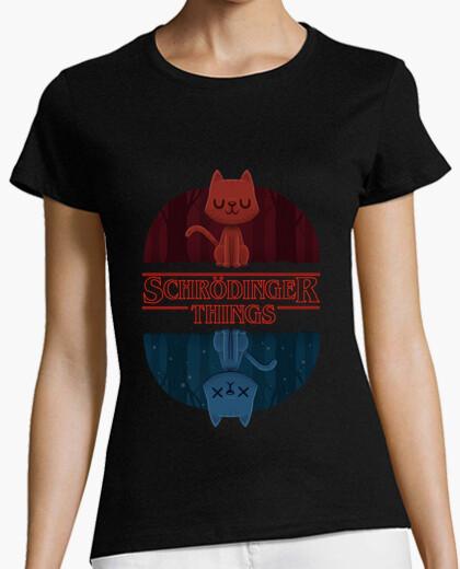 Schrödinger things t-shirt