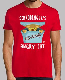 schrödingers angry chat (t  homme  et une fille)
