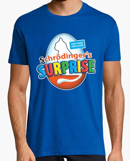 Camiseta Schrödinger's Surprise