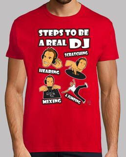 schritte a zu sein , real - dj
