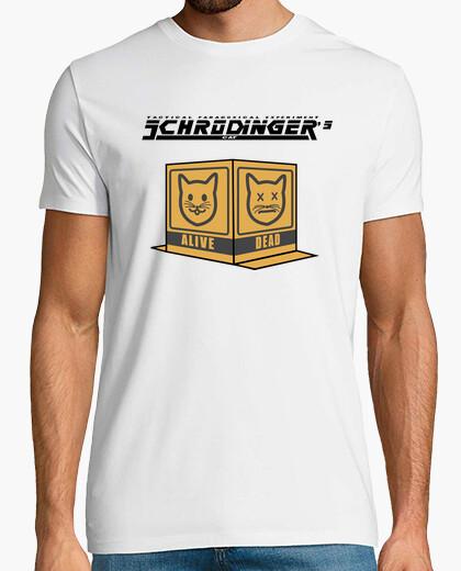 Camiseta Schrodin Gear's Cat
