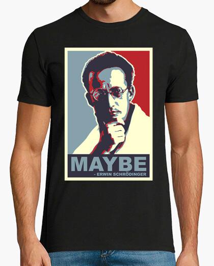 Camiseta Schrodinger Maybe