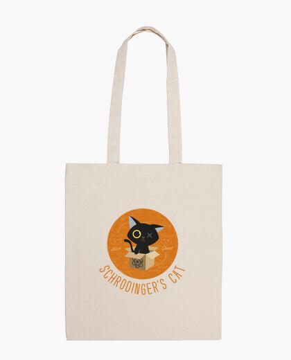 Schrodingers cat - schrodinger cat - big bang theory bag