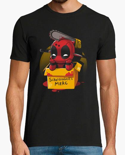 T-shirt schrodingers merc