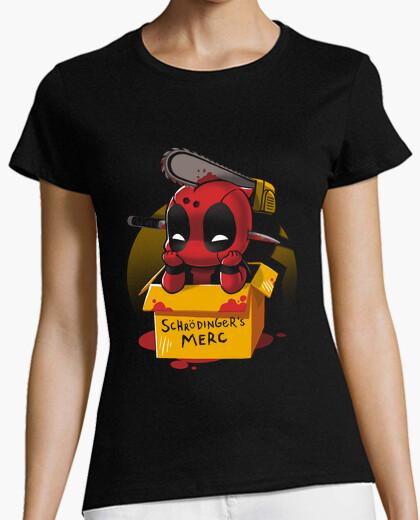 Schrodingers merc w t-shirt