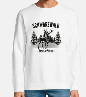 schwabe schwarzwald deutschland hirsch