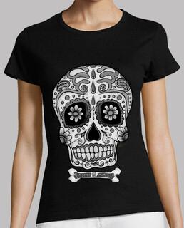 schwarz-weiß - calavera mexikanische !!!