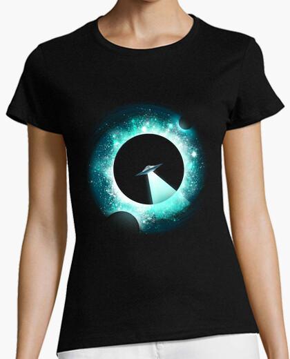 T-Shirt schwarze loch-sichtungen
