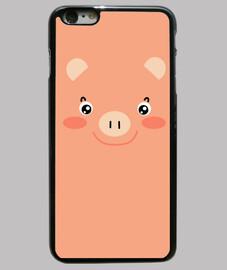 schwein gesicht -baby-