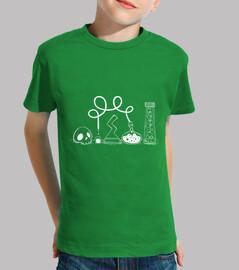 science - t-shirt enfant