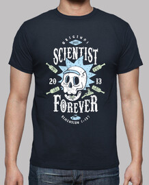 scientist forever