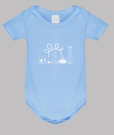 scienza - body bebe