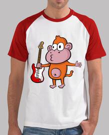 scimmia stratocaster