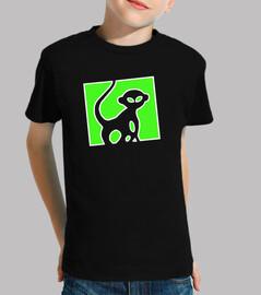 scimmia verde