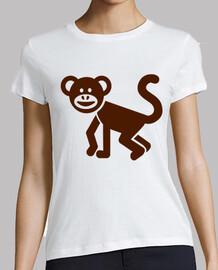 scimpanzé fumetto