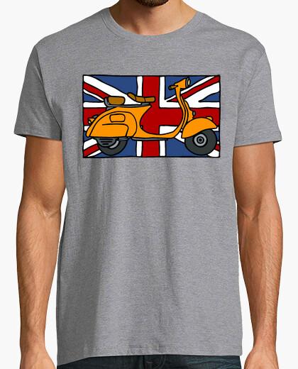 Tee-shirt scooter london