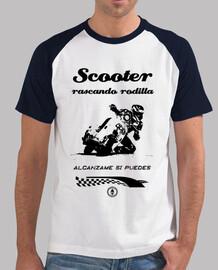 Scooter rodilla