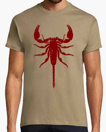Tee-shirt scorpion