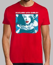 Scotland with Shirley Manson (camisetas chico y chica)