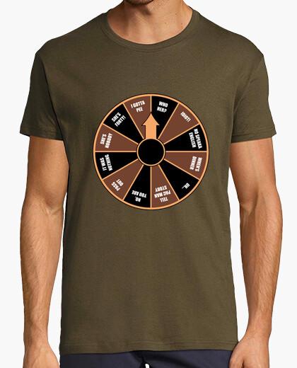 T-shirt scott pilgrim roulette