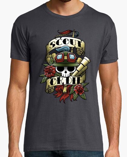 T-shirt scout for la vita