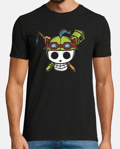 scout pirata - t-shirt da uomo