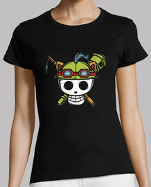 scout pirate - shirt femme