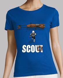 SCOUT TROOPER - T-shirt femme