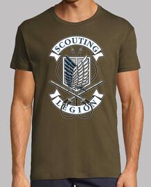 Scoutisme légion
