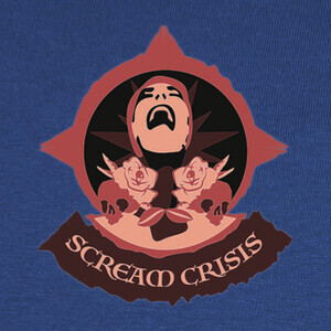Camisetas Scream Crisis
