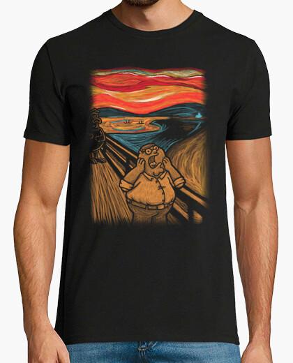 Camiseta Scream in Quahog