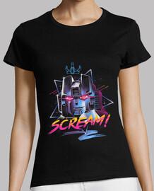 Scream Shirt Womens