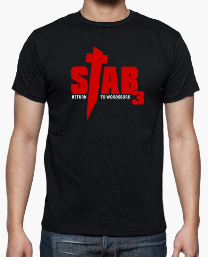 Camiseta Scream: Stab 3