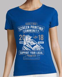 Screen Printing Community