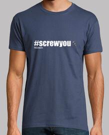 #screwyou [White] - Psychosocial