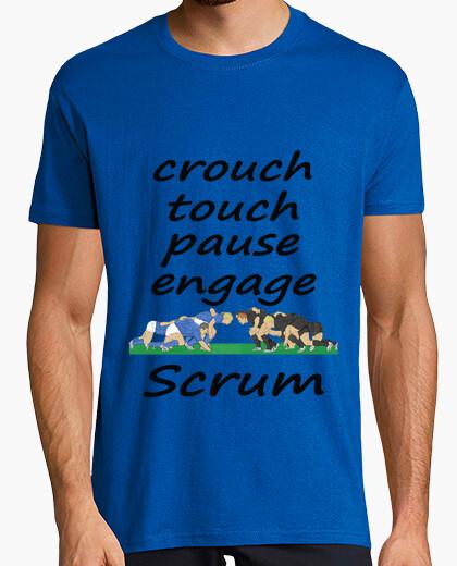 Camiseta Scrum
