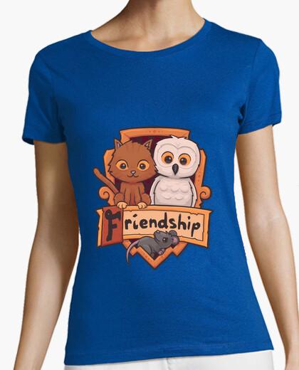 T-shirt scudo magico di amicizia