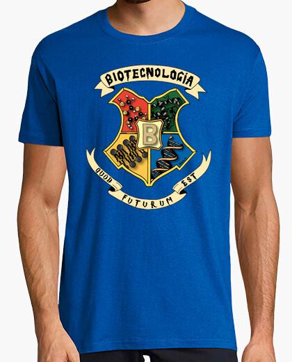 T-shirt scudo scuola biotec