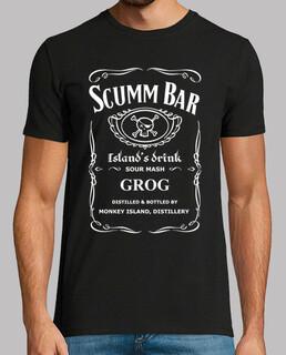 Scumm Bar, Grog. Monkey Island