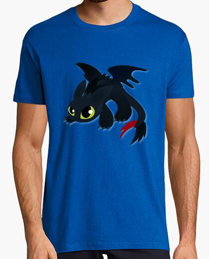 T-shirt sdentato