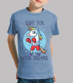 se battre pour vos dream s