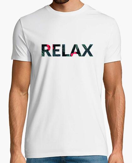 Tee-shirt se détendre