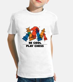 se genial jugar al ajedrez