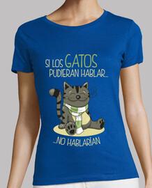 se i gatti potessero parlare
