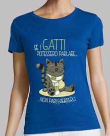 Se I Gatti Potessero Parlare...