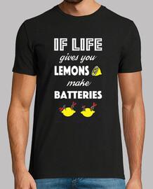 se la vita dà you limoni ...