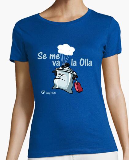 Camiseta Se me va la Olla