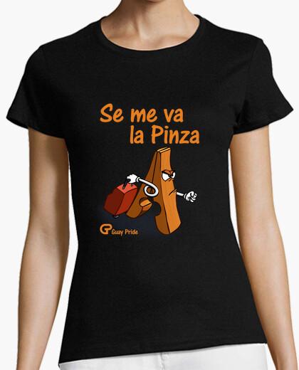 Camiseta Se me va la pinza